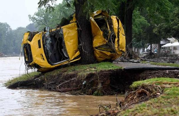 Số người chết do lũ lụt tại châu Âu vượt 125 người, hàng trăm người mất tích -3
