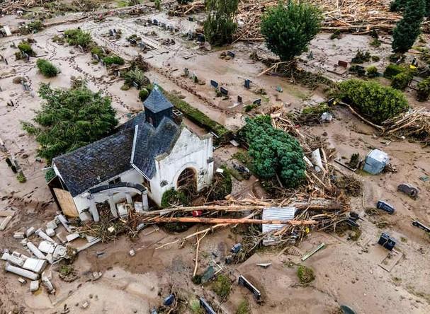 Số người chết do lũ lụt tại châu Âu vượt 125 người, hàng trăm người mất tích -4