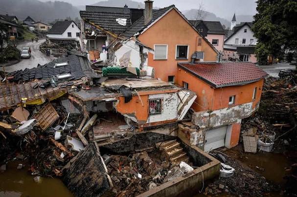 Số người chết do lũ lụt tại châu Âu vượt 125 người, hàng trăm người mất tích -5