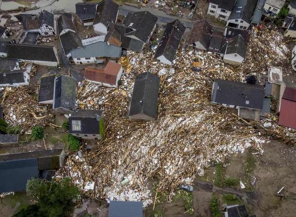 Số người chết do lũ lụt tại châu Âu vượt 125 người, hàng trăm người mất tích -6