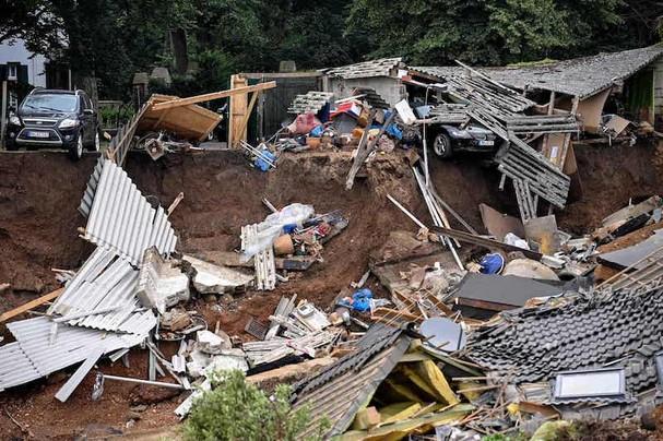 Số người chết do lũ lụt tại châu Âu vượt 125 người, hàng trăm người mất tích -7