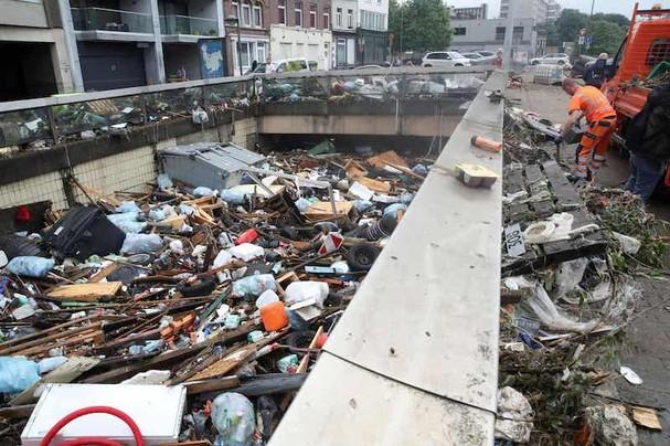 Số người chết do lũ lụt tại châu Âu vượt 125 người, hàng trăm người mất tích -8