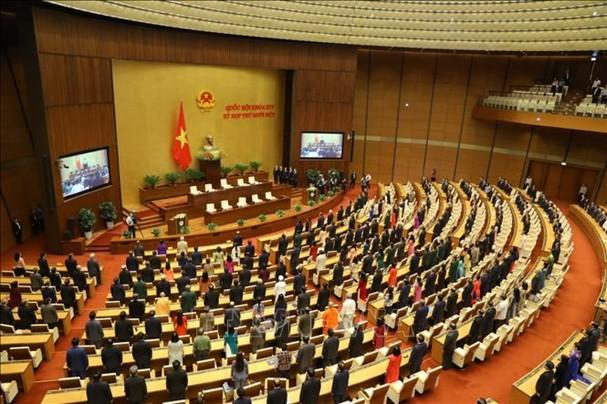 Kỳ họp thứ nhất Quốc hội khóa XV giảm 5 ngày và tiến hành cả thứ Bảy, chủ Nhật - ảnh 1